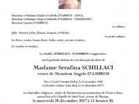 Schillaci Serafina