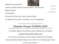 Schoolaert Prosper