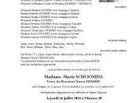 SCHOONENS Marie