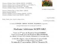 SCHWARZ Adrienne