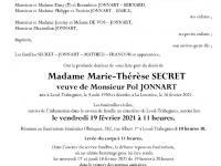 Secret Marie-Thérèse
