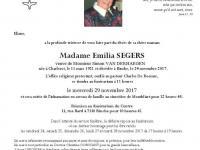 Segers Emilia