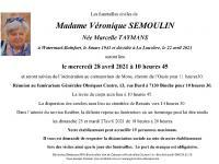 Semoulin Véronique