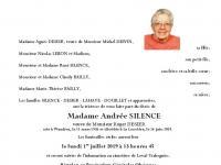 Silence Andrée