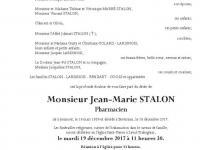 Stalon Jean-Marie