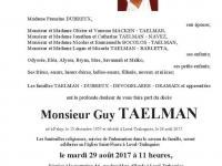 Taelman Guy