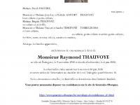 Thauvoye Raymond