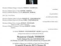 THIRION Claude