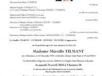 Tilmant Mireille