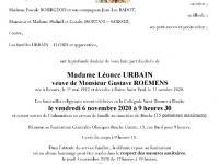 URBAIN Léonce