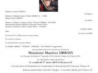 Urbain Maurice