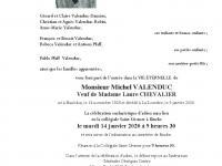 VALENDUC Michel