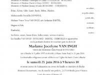 Van Ingh Jocelyne