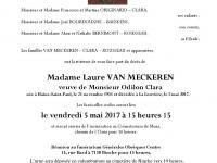 Van Merckeren Laure
