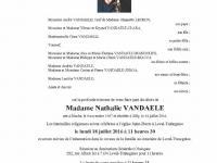 Vandaele Nathalie