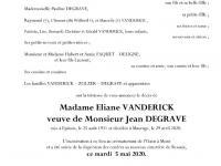 Vanderick Eliane