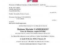VANDEROOST Mariette