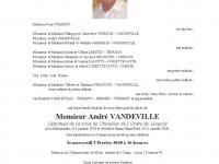 Vandeville André