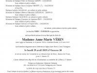 VERIN Anne-Marie