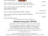 Vienne Françoise