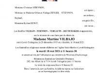 VILBAJO Martine