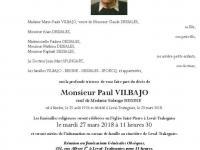 VILBAJO PAUL
