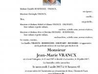 Vrancx Jean Michel