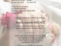 Wachez Marie-Jeanne