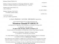 Warolus Ronald
