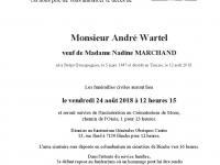 Wartel André