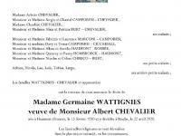 Wattignies Germaine