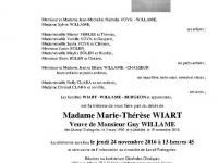 Wiart Marie-Thérèse