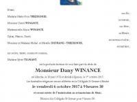 Winance Dany