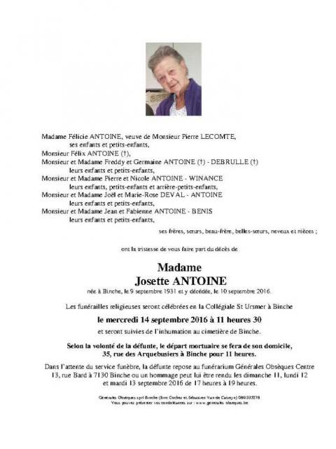 Antoine Josette