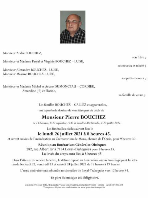 BOUCHEZ Pierre