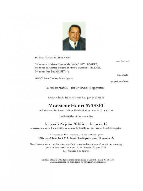 Masset Henri