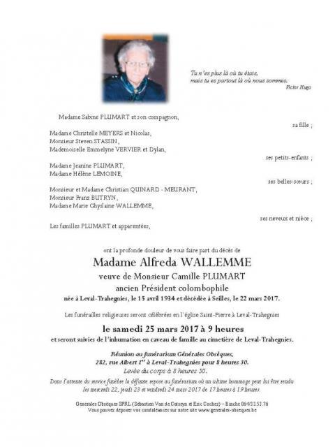 Wallemme Alfreda