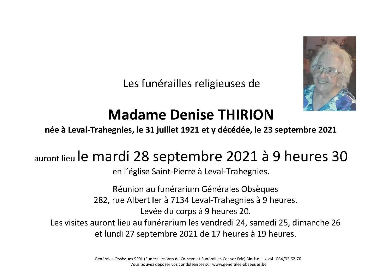 Thirion Denise
